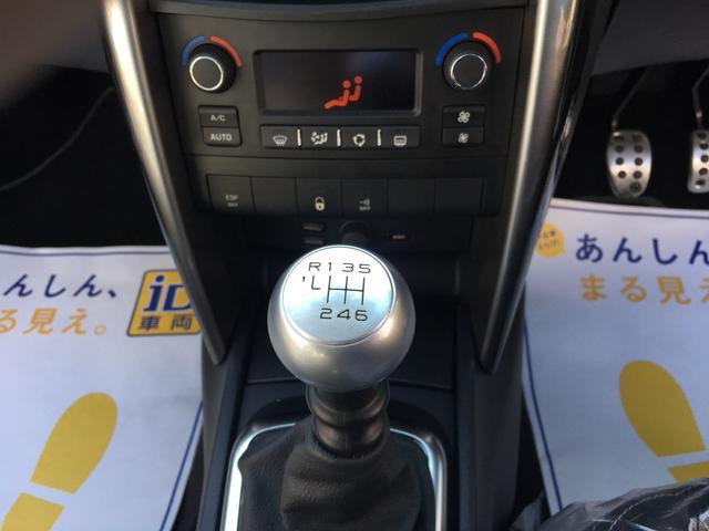 プジョー プジョー 207 GT 6MT ガラスルーフ