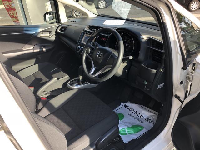 ホンダ フィット 13G・Fパッケージ ワンオーナー車