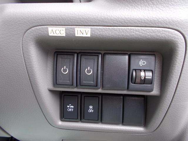 スズキ エブリイ PCLTD 未使用車 キャンピング仕様 レーダーブレーキ装備