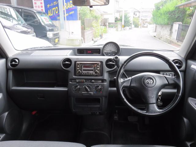 トヨタ bB Z Xバージョン キーレス CDMD