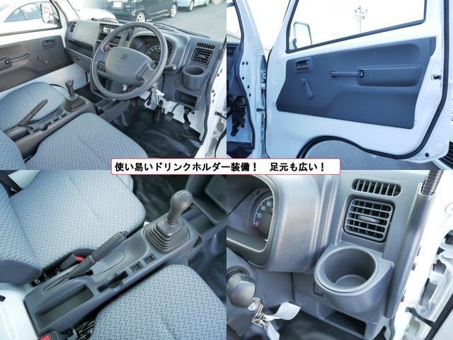 リフトアップキット装着 4WD KC エアコン パワステ(14枚目)