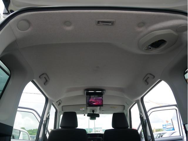 X S フリップダウンモニター HDMI&USB接続対応ナビ フルセグTV DVD再生 バックカメラ 衝突被害軽減ブレーキ=スマアシII搭載車 電動スライドドア Aパック/全国対応2年保証(60枚目)