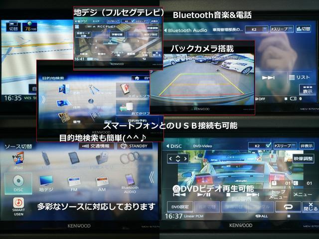 Jスタイル 届け出済み未使用車 Bluetooth対応ナビ フルセグテレビ DVDビデオ再生 USB接続可能 バックカメラ ビルトインETC フロアマット装着済み スズキ自動車全国対応メーカー保証付き(4枚目)
