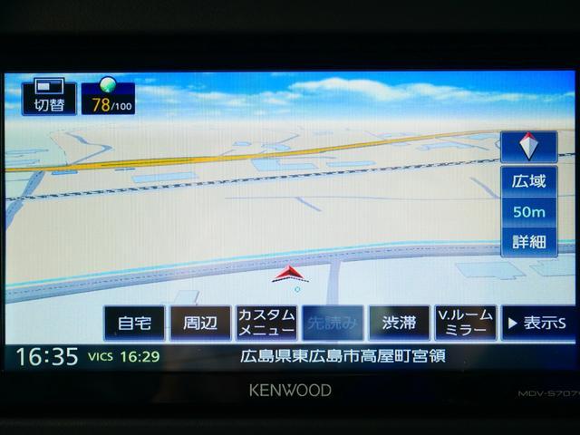 Jスタイル 届け出済み未使用車 Bluetooth対応ナビ フルセグテレビ DVDビデオ再生 USB接続可能 バックカメラ ビルトインETC フロアマット装着済み スズキ自動車全国対応メーカー保証付き(69枚目)