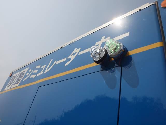 めざましTVandぶらり途中下車の旅に取材をされたシュミレーターカー