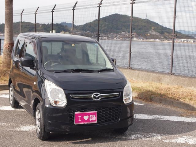 「マツダ」「フレア」「コンパクトカー」「広島県」の中古車4