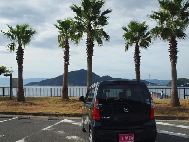 「マツダ」「フレア」「コンパクトカー」「広島県」の中古車44
