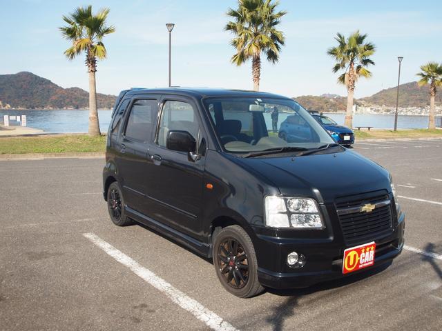 「シボレー」「シボレー MW」「ミニバン・ワンボックス」「広島県」の中古車4