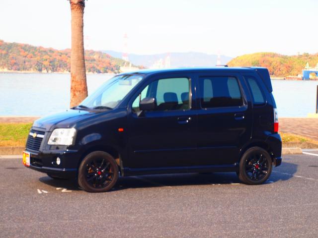 「シボレー」「シボレー MW」「ミニバン・ワンボックス」「広島県」の中古車5