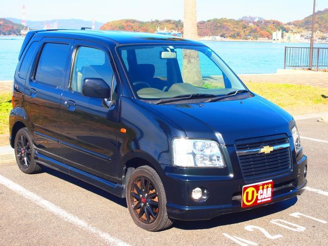 「シボレー」「シボレー MW」「ミニバン・ワンボックス」「広島県」の中古車27