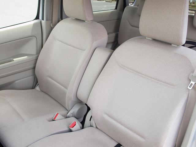 ハイブリッドFX フルタイム4WD ハイブリッドFX CVT シルキーシルバーメタリック チャイルドシート固定機構付きシートベルト UVカットガラス プライバシーガラス(13枚目)