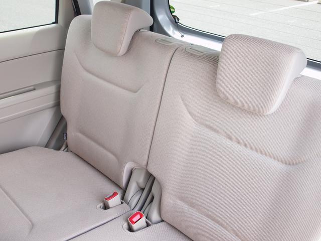 ハイブリッドFX フルタイム4WD ハイブリッドFX CVT シルキーシルバーメタリック チャイルドシート固定機構付きシートベルト UVカットガラス プライバシーガラス(14枚目)