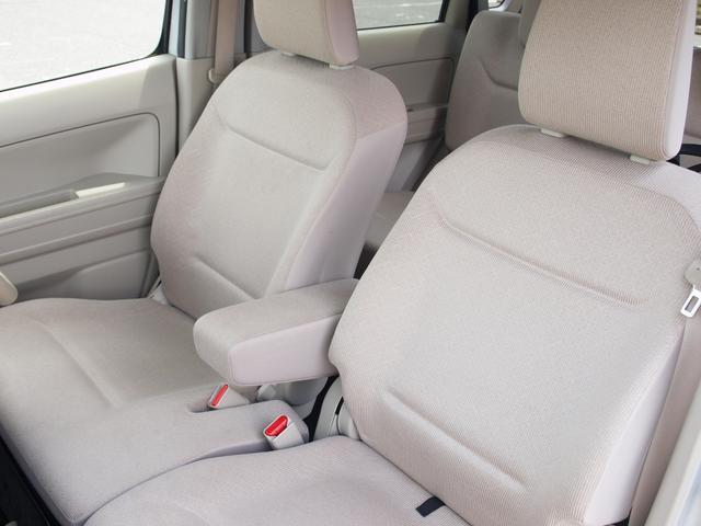ハイブリッドFX フルタイム4WD ハイブリッドFX CVT シルキーシルバーメタリック チャイルドシート固定機構付きシートベルト UVカットガラス プライバシーガラス(35枚目)