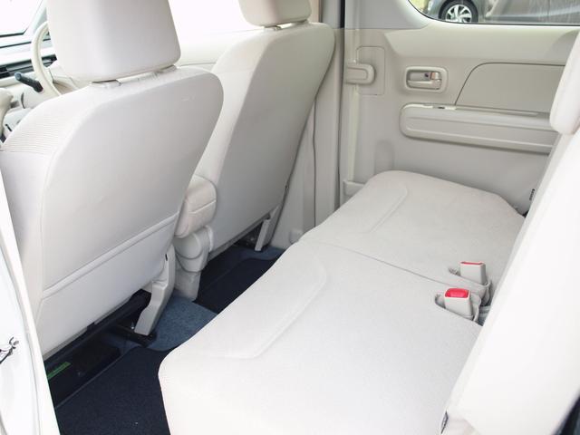 ハイブリッドFX フルタイム4WD ハイブリッドFX CVT シルキーシルバーメタリック チャイルドシート固定機構付きシートベルト UVカットガラス プライバシーガラス(37枚目)