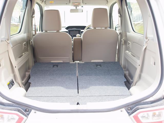 ハイブリッドFX フルタイム4WD ハイブリッドFX CVT シルキーシルバーメタリック チャイルドシート固定機構付きシートベルト UVカットガラス プライバシーガラス(38枚目)