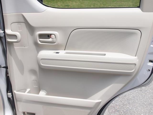 ハイブリッドFX フルタイム4WD ハイブリッドFX CVT シルキーシルバーメタリック チャイルドシート固定機構付きシートベルト UVカットガラス プライバシーガラス(50枚目)