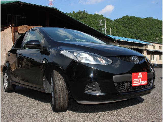 「マツダ」「デミオ」「コンパクトカー」「広島県」の中古車4