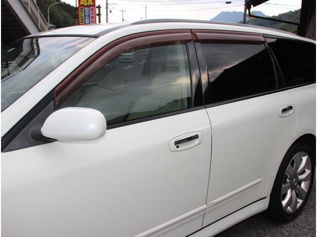 「日産」「ステージア」「ステーションワゴン」「広島県」の中古車11