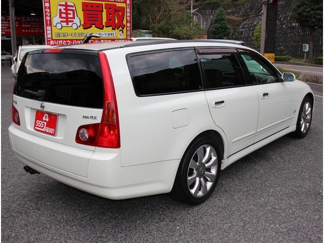 「日産」「ステージア」「ステーションワゴン」「広島県」の中古車15