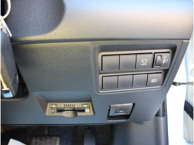 ハイブリッドX 8インチディスプレイオーディオ ナビキット パノラミックビューモニター ブラインドスポットモニター リヤクロストラフィックオートブレーキ ETC CELLSTAR前後ドラレコ マットバイザー(40枚目)