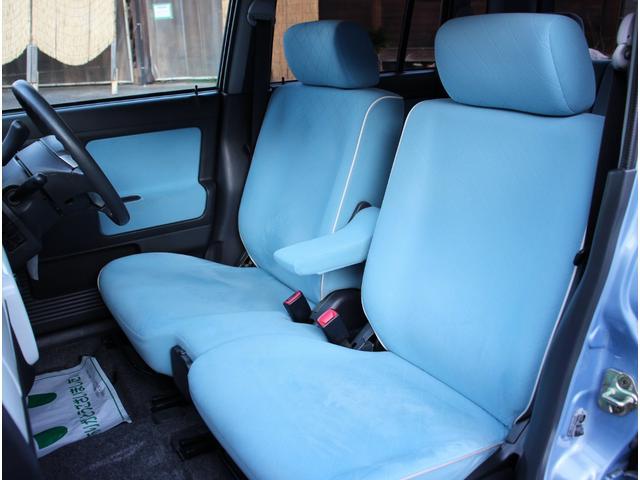LリミテッドII 走行距離27600km 専用ブルー内装 ナビTV キーレス ベンチシート ホワイト13インチアルミ オゾン消臭除菌(17枚目)