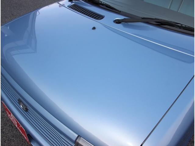 LリミテッドII 走行距離27600km 専用ブルー内装 ナビTV キーレス ベンチシート ホワイト13インチアルミ オゾン消臭除菌(32枚目)