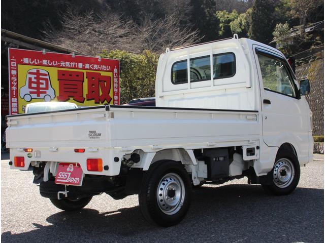 KCエアコン・パワステ 4WD 5速マニュアル エアコン パワーステアリング ラジオ(2枚目)