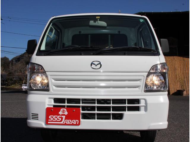 KCエアコン・パワステ 4WD 5速マニュアル エアコン パワーステアリング ラジオ(8枚目)