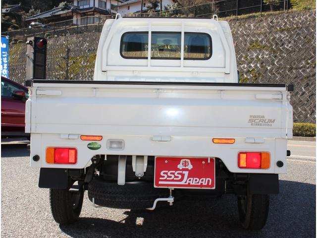 KCエアコン・パワステ 4WD 5速マニュアル エアコン パワーステアリング ラジオ(9枚目)