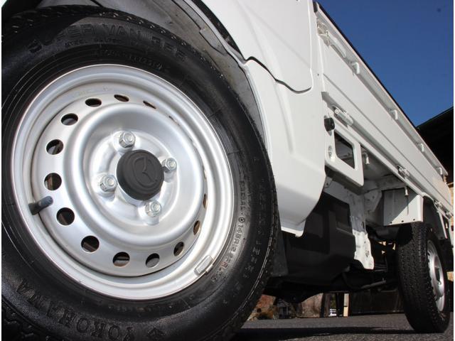KCエアコン・パワステ 4WD 5速マニュアル エアコン パワーステアリング ラジオ(12枚目)