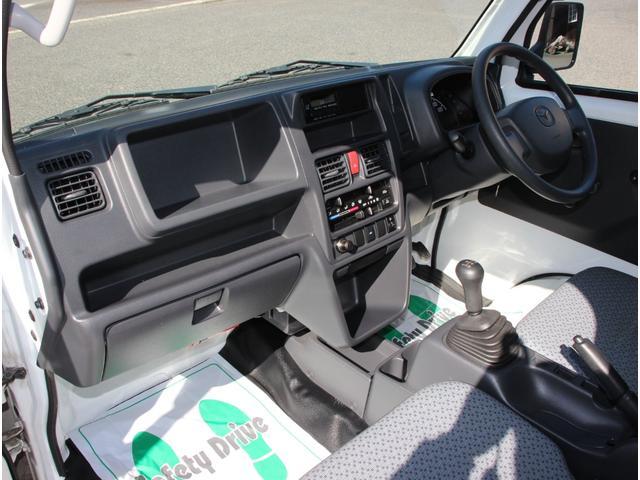 KCエアコン・パワステ 4WD 5速マニュアル エアコン パワーステアリング ラジオ(14枚目)