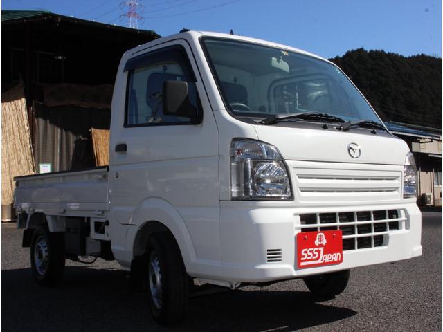 KCエアコン・パワステ 4WD 5速マニュアル エアコン パワーステアリング ラジオ(23枚目)