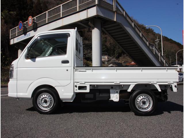 KCエアコン・パワステ 4WD 5速マニュアル エアコン パワーステアリング ラジオ(27枚目)