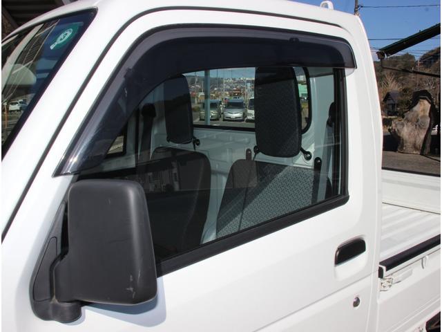 KCエアコン・パワステ 4WD 5速マニュアル エアコン パワーステアリング ラジオ(30枚目)