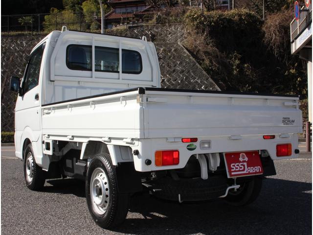 KCエアコン・パワステ 4WD 5速マニュアル エアコン パワーステアリング ラジオ(31枚目)