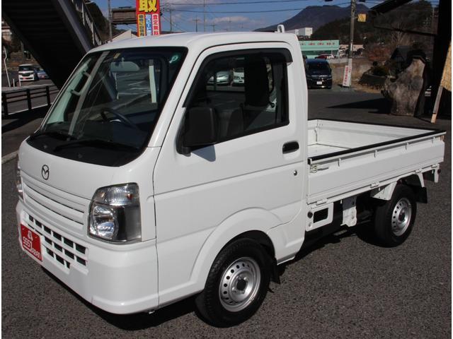 KCエアコン・パワステ 4WD 5速マニュアル エアコン パワーステアリング ラジオ(39枚目)