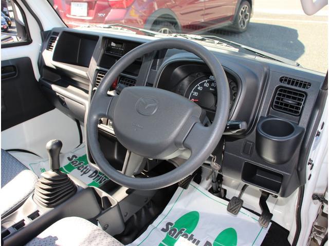 KCエアコン・パワステ 4WD 5速マニュアル エアコン パワーステアリング ラジオ(41枚目)