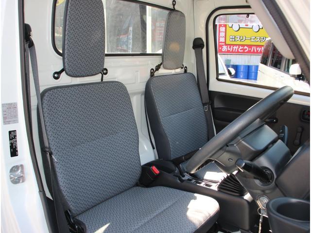 KCエアコン・パワステ 4WD 5速マニュアル エアコン パワーステアリング ラジオ(46枚目)