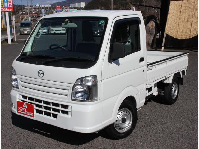KCエアコン・パワステ 4WD 5速マニュアル エアコン パワーステアリング ラジオ(48枚目)