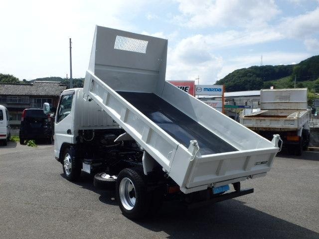 2.7t 4WD 全低床強化ダンプ(6枚目)
