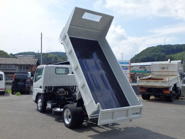 2.7t 4WD 全低床強化ダンプ(19枚目)