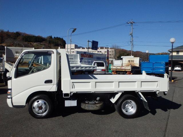 2t 4WD 全低床強化ダンプ(11枚目)