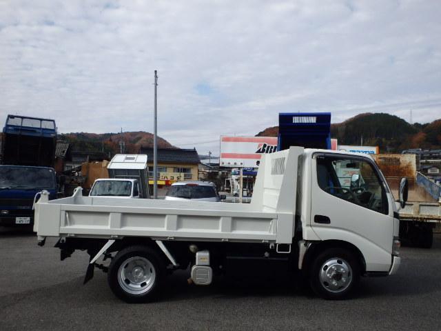 2t 4WD 全低床強化ダンプ(12枚目)