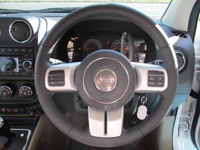 クライスラー・ジープ クライスラージープ コンパス スポーツ 弊社デモカー オートクルーズ 純正オーディオ
