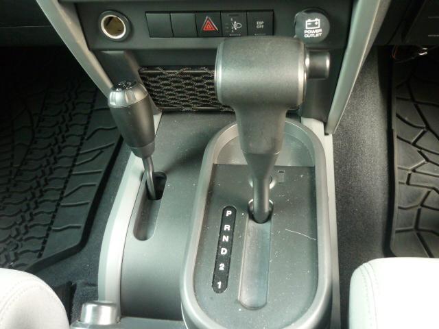 2WD→4WDへの切替も可能となっております。
