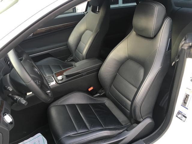 E350XOホイール20inch車高調キーレスゴー黒レザー(16枚目)