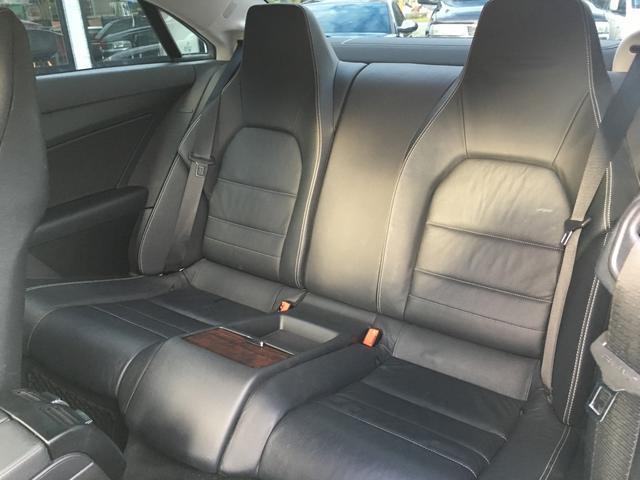 E350XOホイール20inch車高調キーレスゴー黒レザー(17枚目)