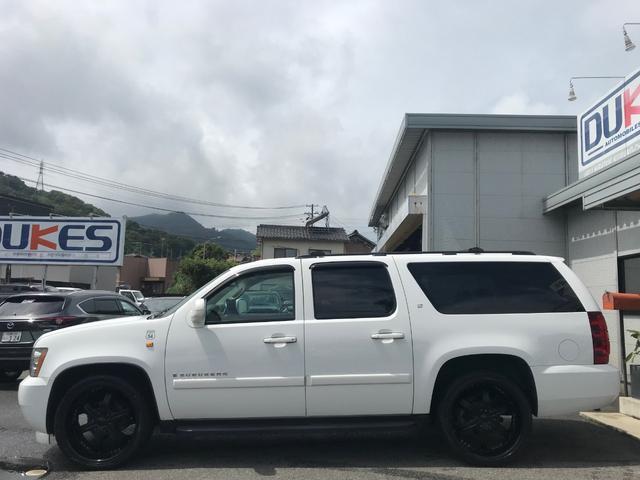 「シボレー」「シボレー サバーバン」「SUV・クロカン」「広島県」の中古車5