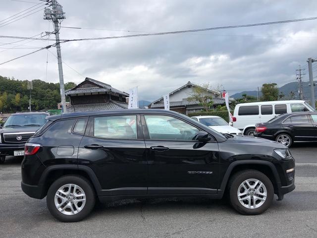 「その他」「クライスラージープ コンパス」「SUV・クロカン」「広島県」の中古車9