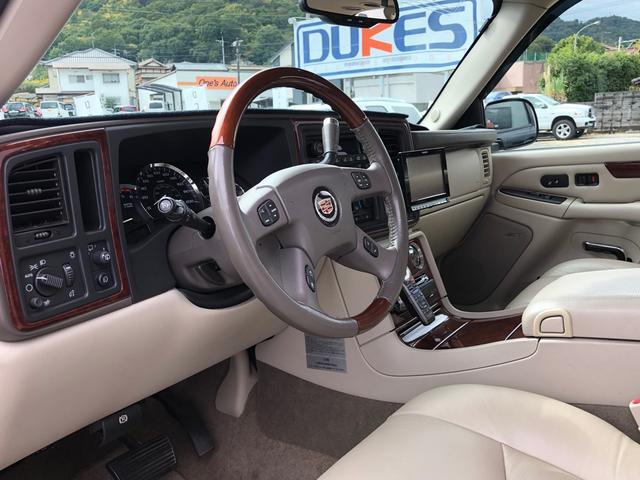 「キャデラック」「キャデラック エスカレード」「SUV・クロカン」「広島県」の中古車17